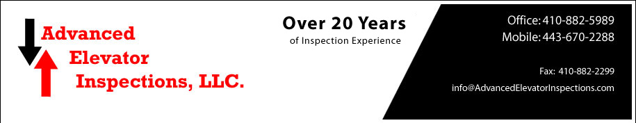 advanced elevator inspections